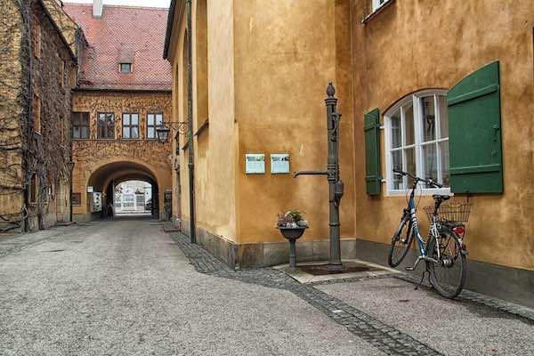 Augsburg duitsland