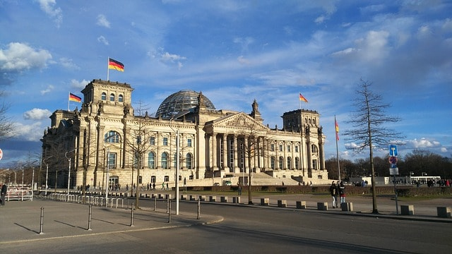 Berlijn parlement