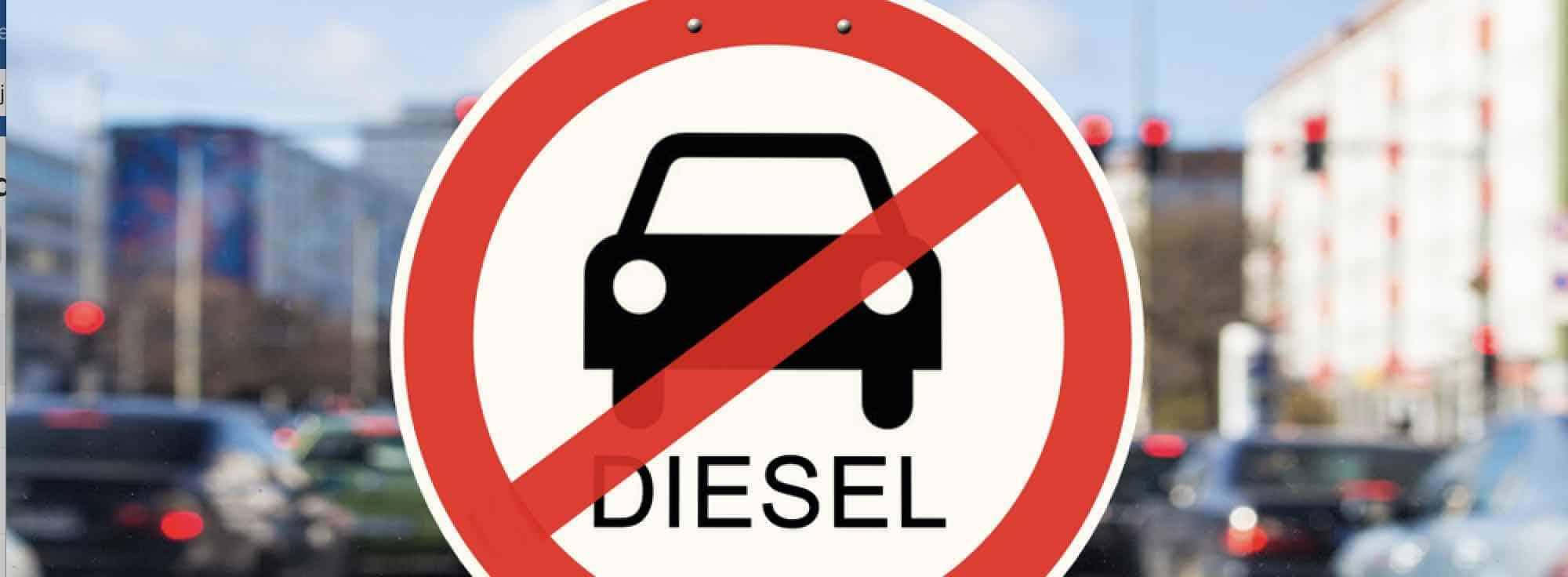 Algeheel Dieselverbod In Keulen
