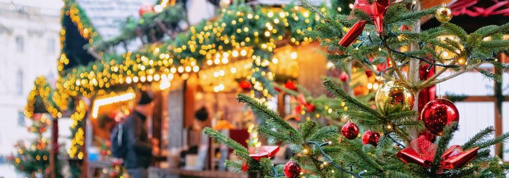 Weihnachtsmarkt in Duitsland