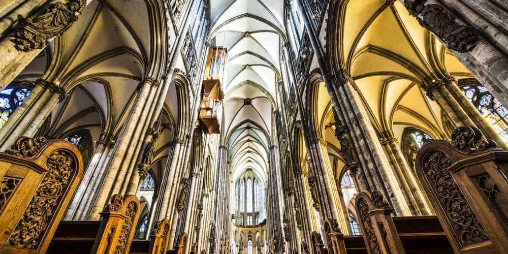 Dom van Keulen binnenkant