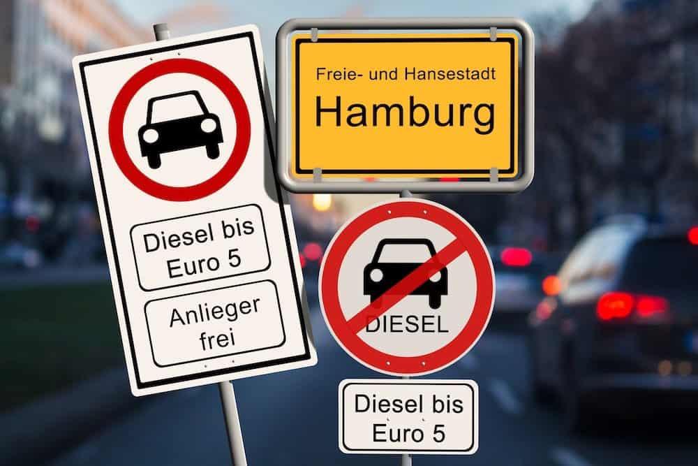 Dieselverbod Hamburg